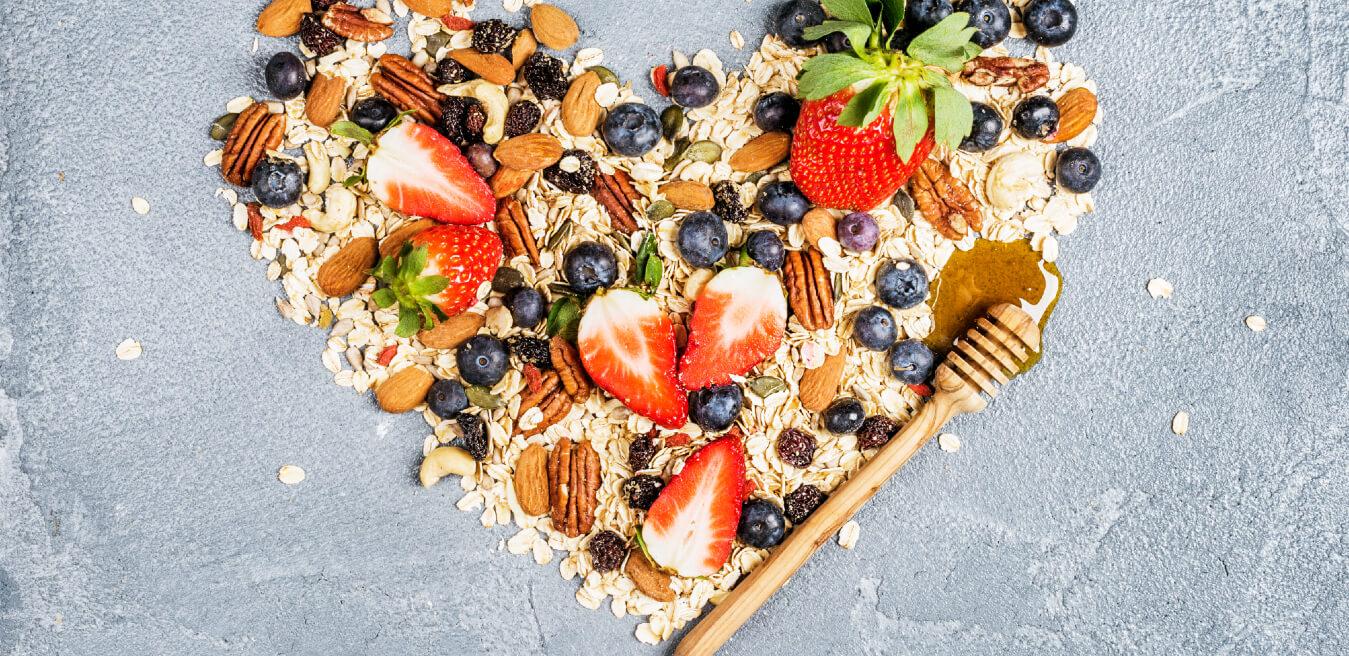 Heart Healty Foods